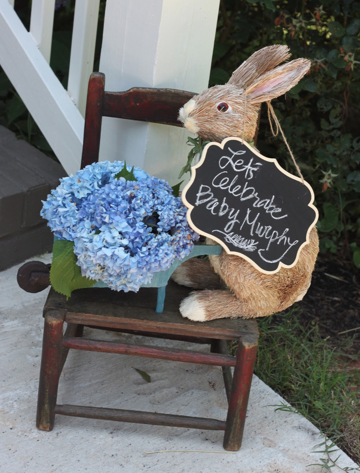 Tollywogs Blog Peter Rabbit Themed Baby Shower