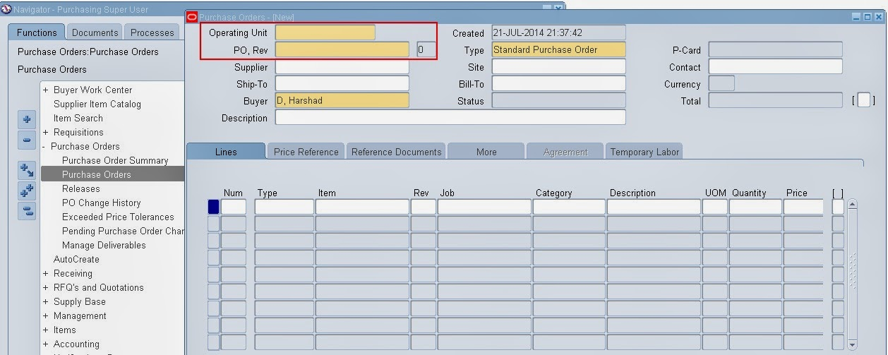 How To Make A Oracle Form Query Only Simplifying Oracle E