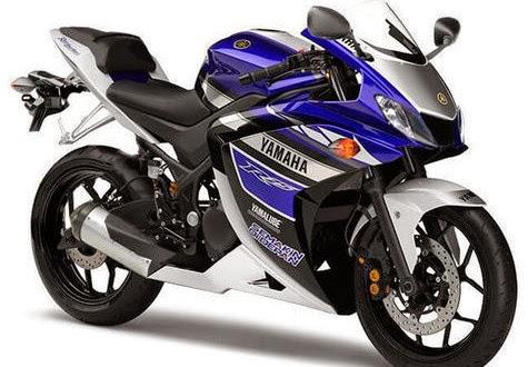 Foto Yamaha YZF-R25 Motor Sport Indonesia Terbaru Harga Resmi Rilis