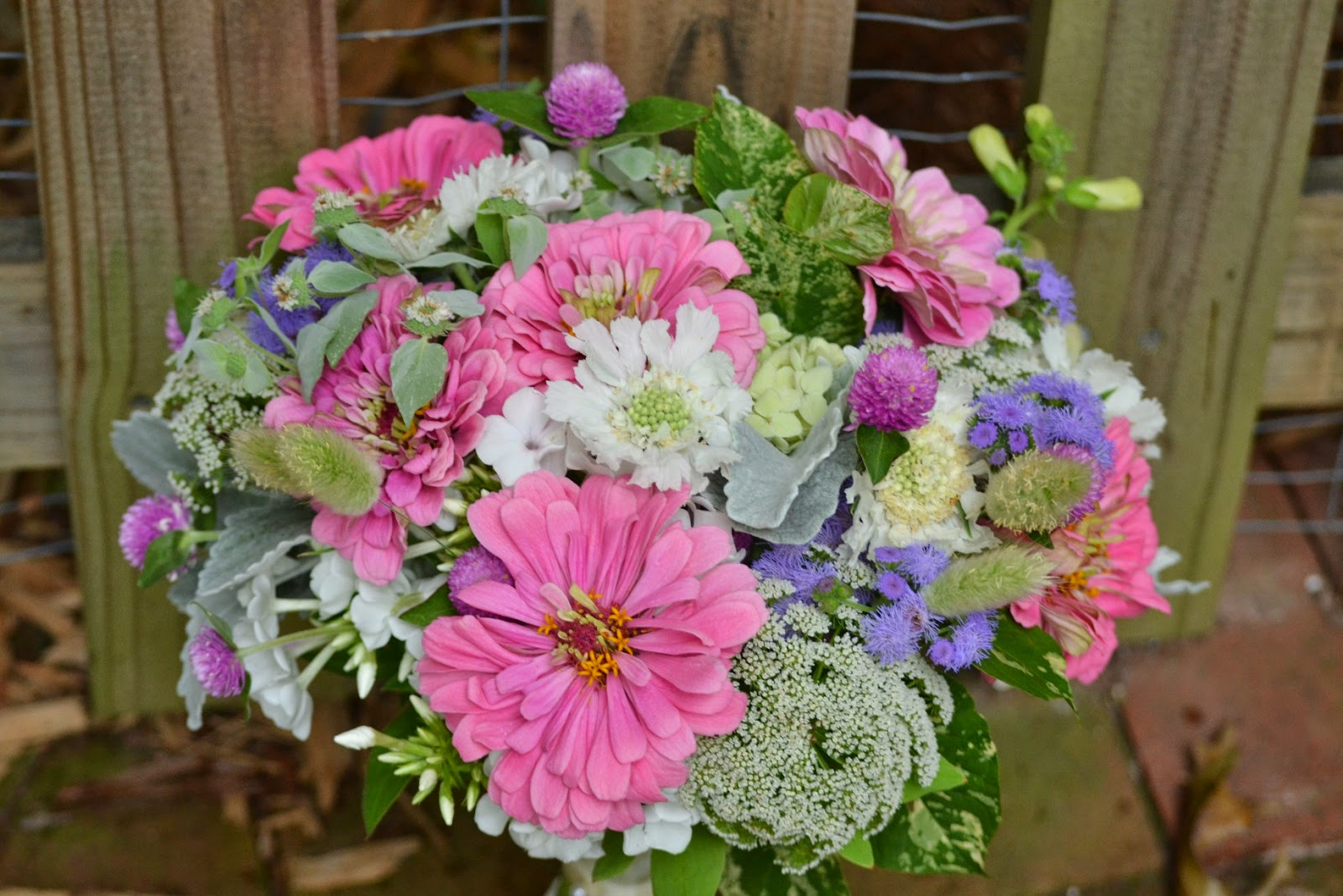 Wedding Flowers from Springwell: August 2014