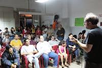 La Cámpora Suipacha: Martín Jaúregui pasó por Suipacha