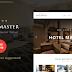 Hotel Master v1.10 - Hotel Booking WordPress Theme
