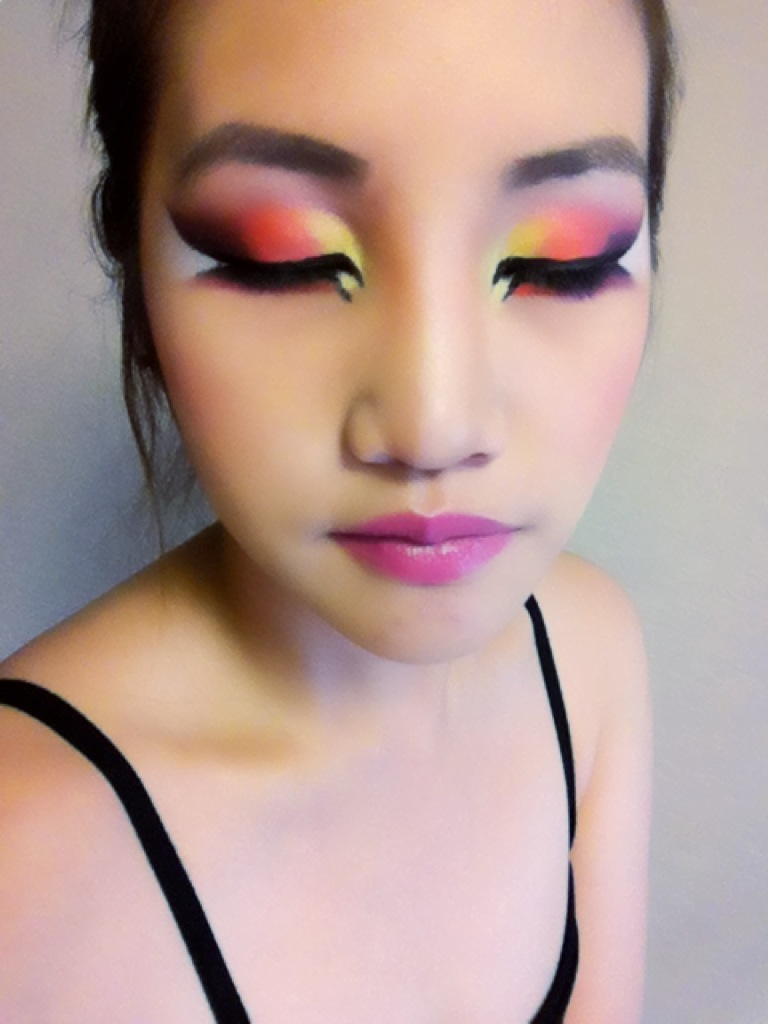 Lil Ploy More Beauty: Stage Makeup Final Project - Theatre Makeup