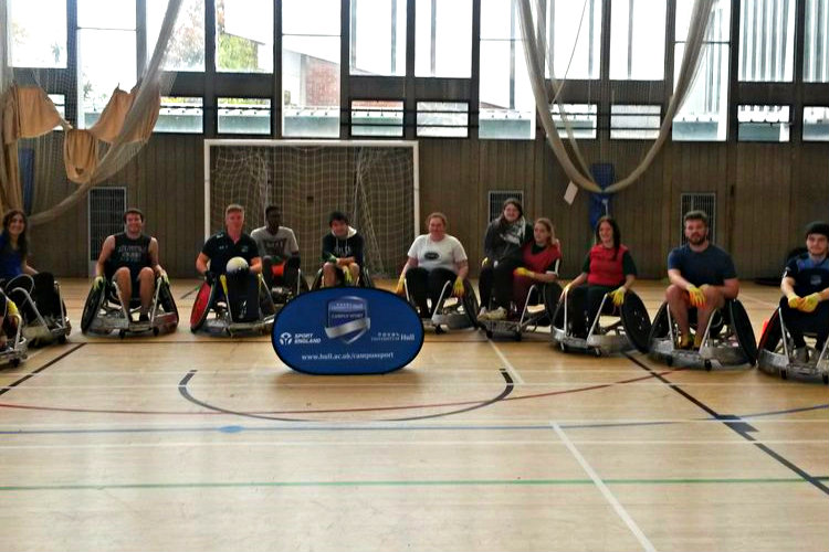Free Sports Training Day at University Campus Scarborough For People of All Abilities