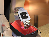 classic Gucci watch
