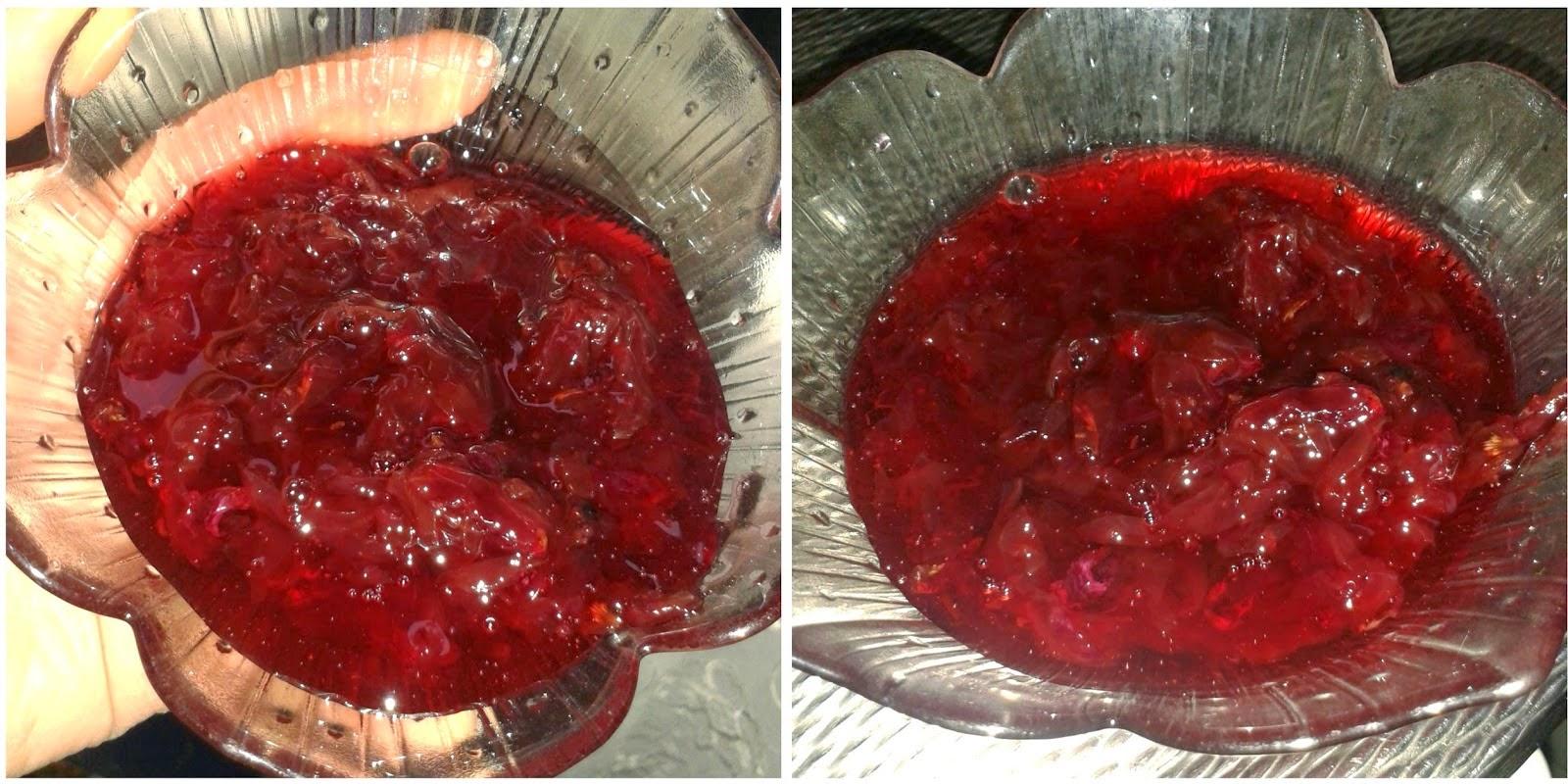 Rose Jam Recipe