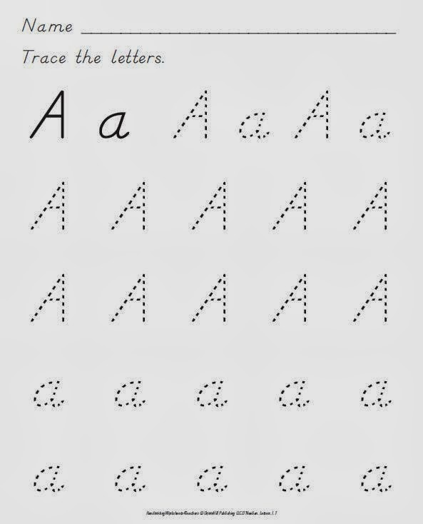 All Worksheets D Nealian Handwriting Worksheets Printable Free – D Nealian Handwriting Worksheets Printable