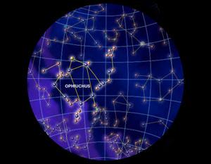 serpentaire constellation
