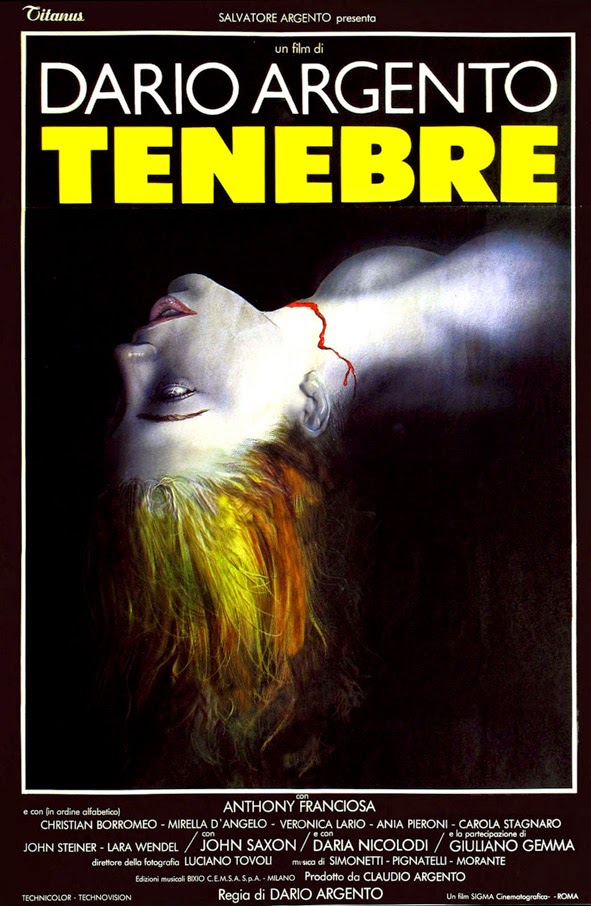 Tenebre - Ciemności - 1982