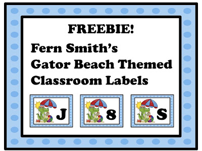 http://www.fernsmithsclassroomideas.com/2013/08/ferns-freebie-friday-classroom-z-and-0.html