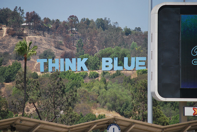 dodgers think blue essay Think blue planning committee 118 likes insightful opinions and observations of the los angeles dodgers.