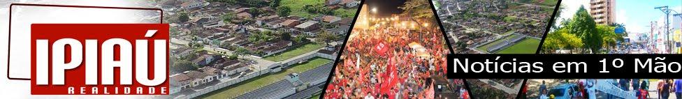 IPIAÚ REALIDADE | Notícias em 1º Mão
