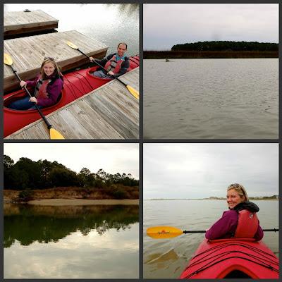 Kiawah Island Kayaking