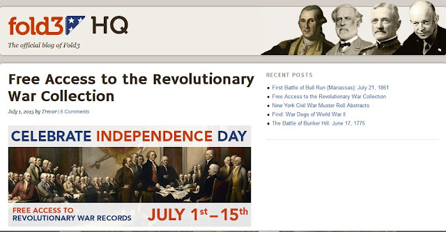 http://blog.fold3.com/free-access-to-the-revolutionary-war-collection/
