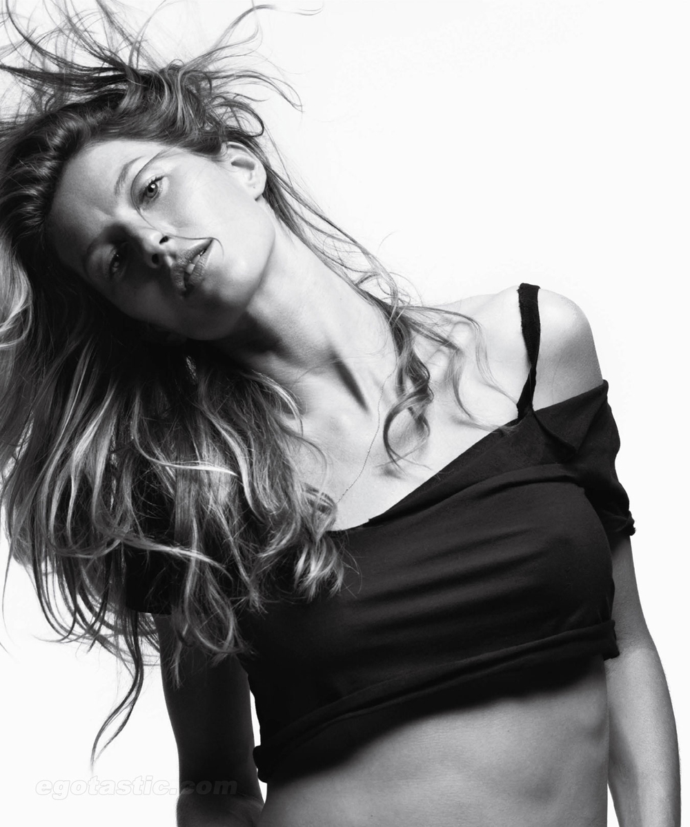 Gisele Bundchen Hair Photos 1