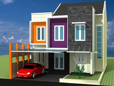 foto desain rumah sederhana dan minimalis ~ contoh artikel