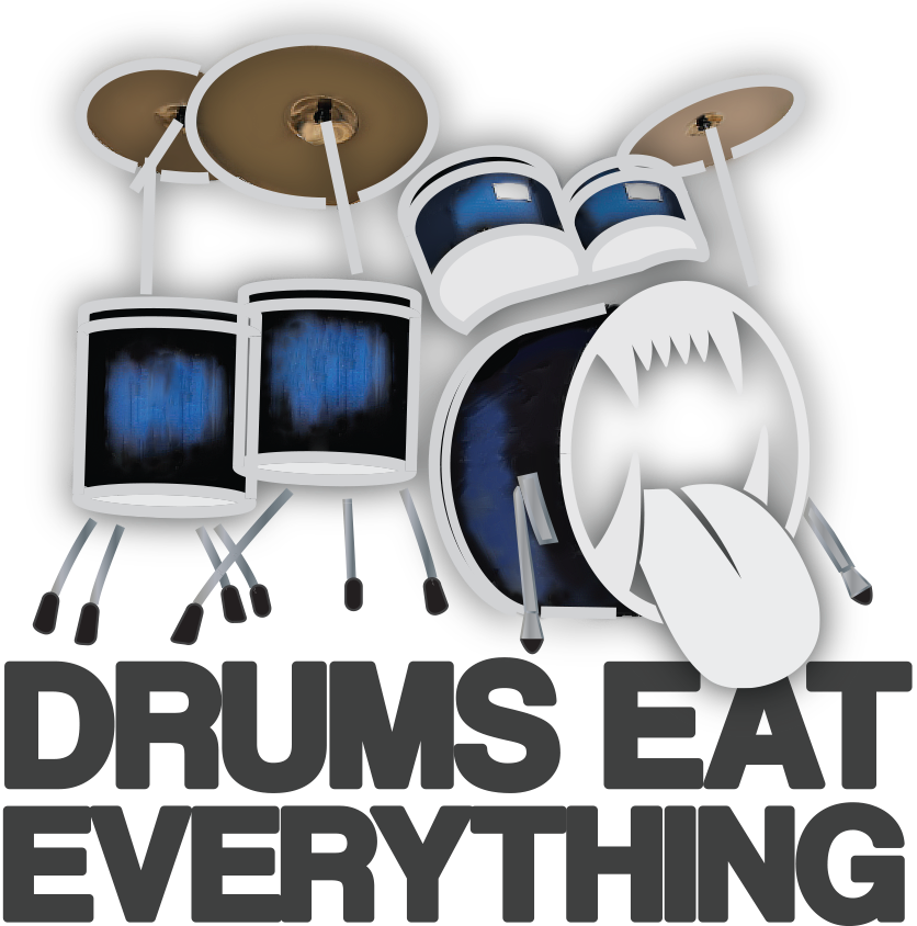 Drums Eat Everything