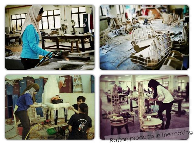 Rattan Craft Workshop