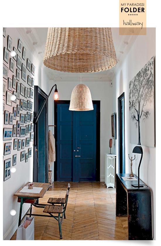 Decorating ideas hallway