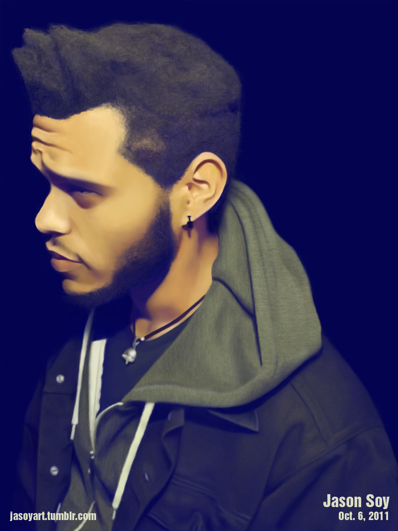 Ktt how 2 get dat weeknd hairstyle? « Kanye West Forum