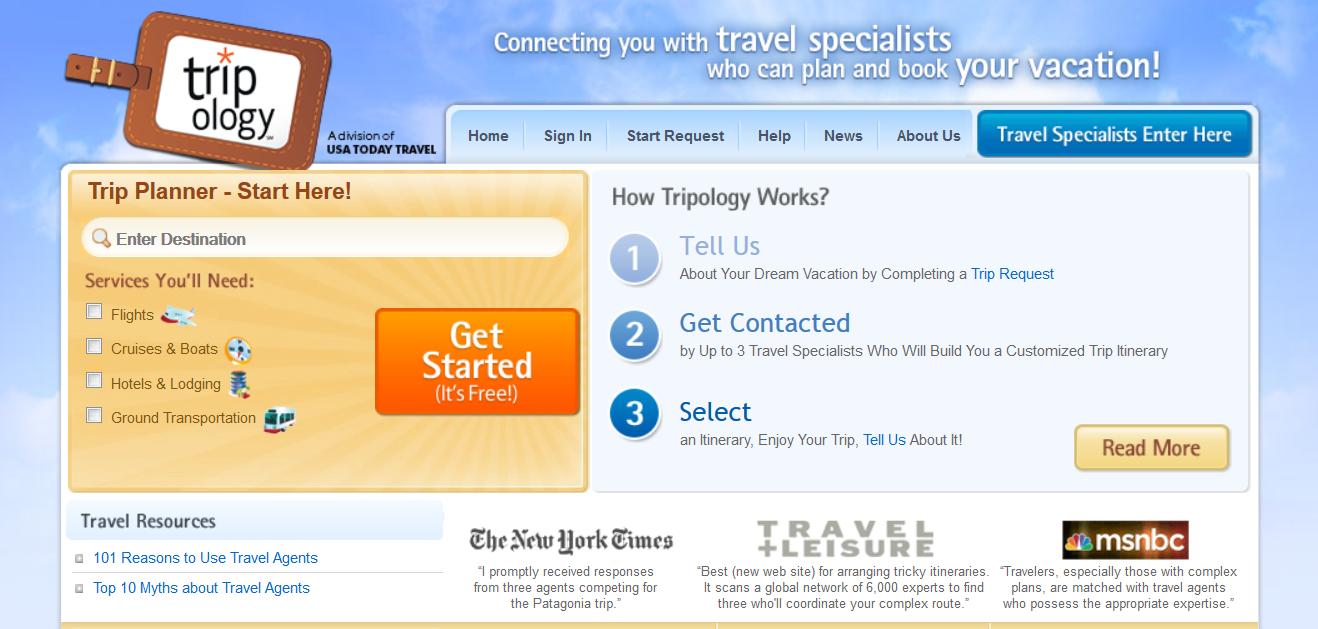 פלטפורמת מומחים לנסיעות ותיירות