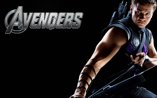 Avengers Character Hawkeye HD Wallpaper