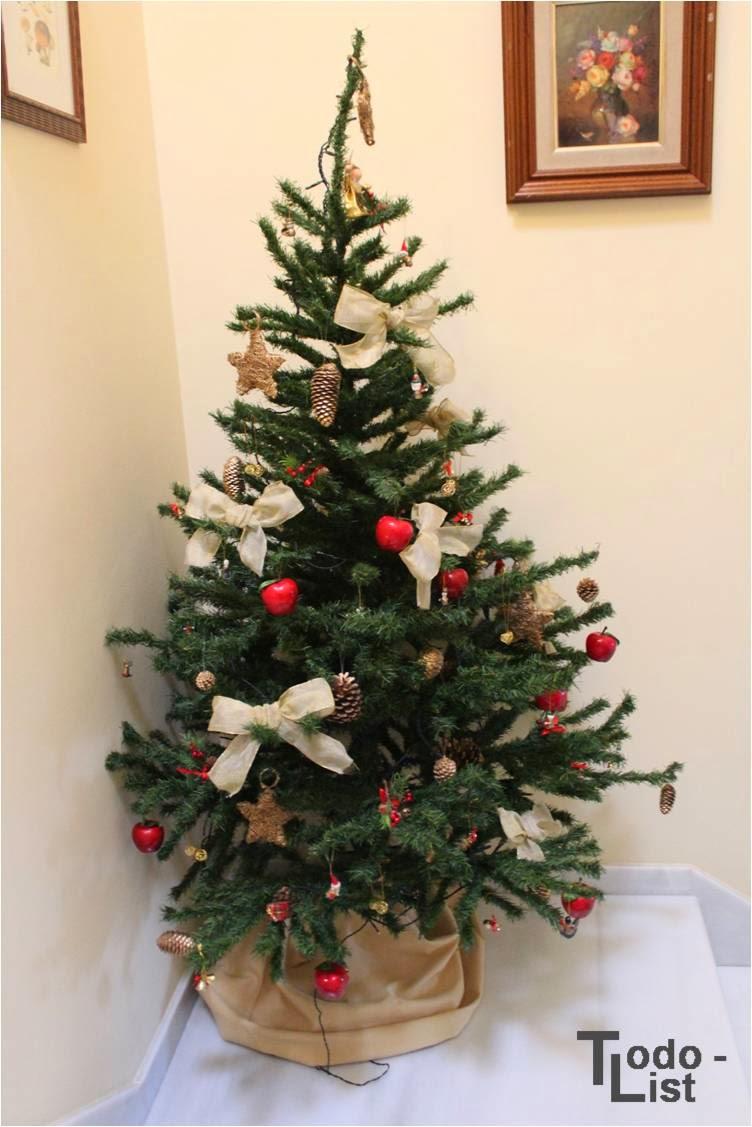 diy decor rbol de navidad - Arbol De Navidad Pequeo