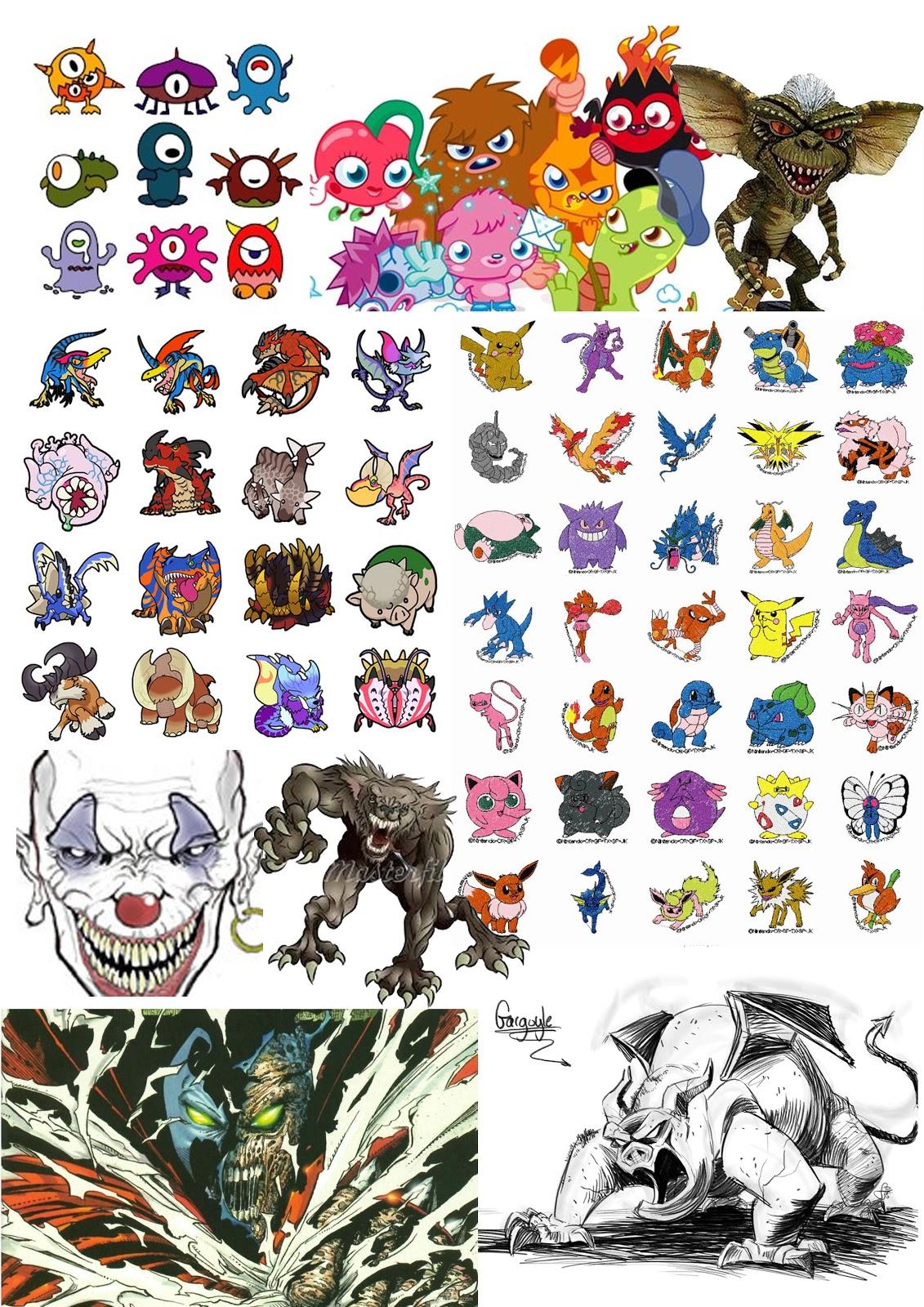 Character Design Mood Board : Brian lobeda character design