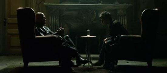 Neo y Morpheo Adán y Lúcifer