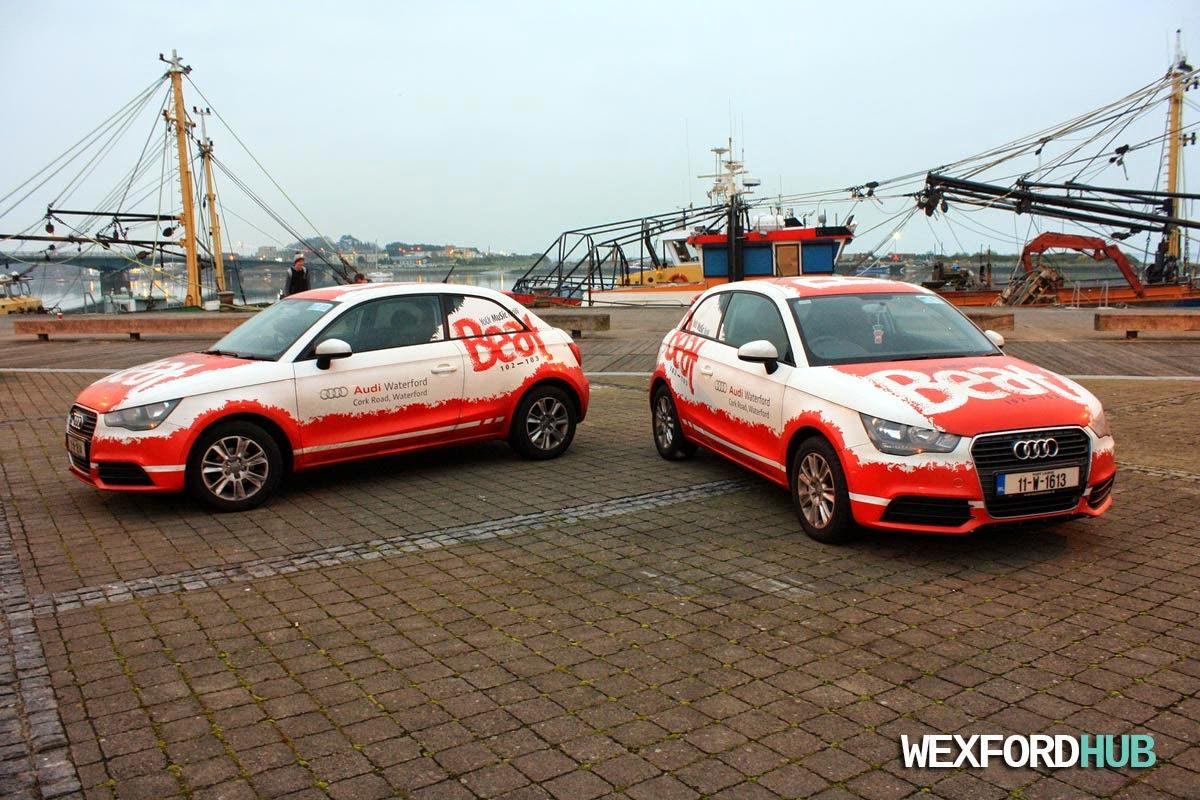 Audi Beat Fleet