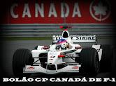 BOLÃO GP CANADÁ F1