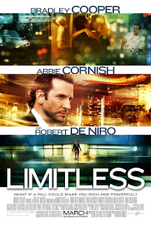 Limitless Official Movie Poster