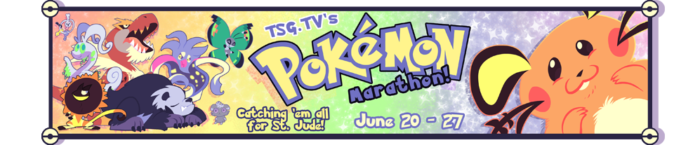 pokemon marathon