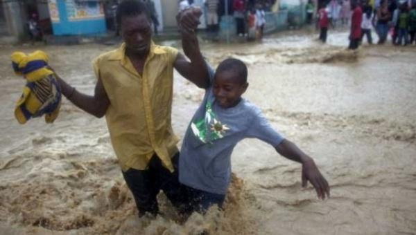 Inundaciones en Haití dejan 6 muertos y 4 mil familias afectadas Por: TeleSur