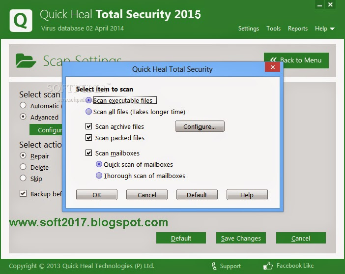 quick heal antivirus crack file 86