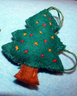 Ejemplo árbol de Navidad