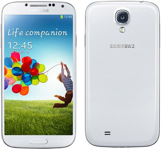 Galaxy S4_white