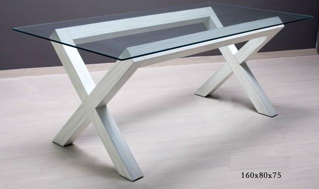 Comedores modernos muy personales mobles guillen blog for Mesas de comedor de cristal y aluminio