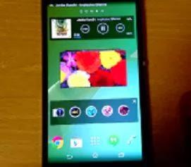 Video, Sony D6503 Sirius menjalankan Android 4.4 dan beberapa fitur baru