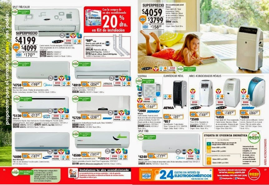 Catalogos online catalogo easy diciembre 2014 for Easy argentina catalogo