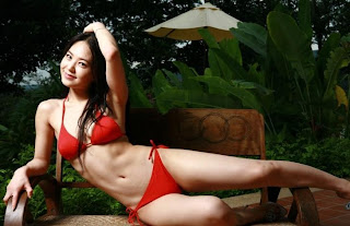Oh Cho Hee Korean Sexy Model Hot Photo Special Collection 10