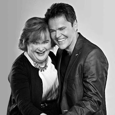 Susan Boyle feat. Donny Osmond - All I Ask Of You