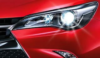 2016 Toyota Camry ESport Thailand Rumors Design