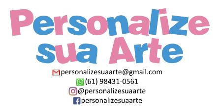 Personalize sua Arte