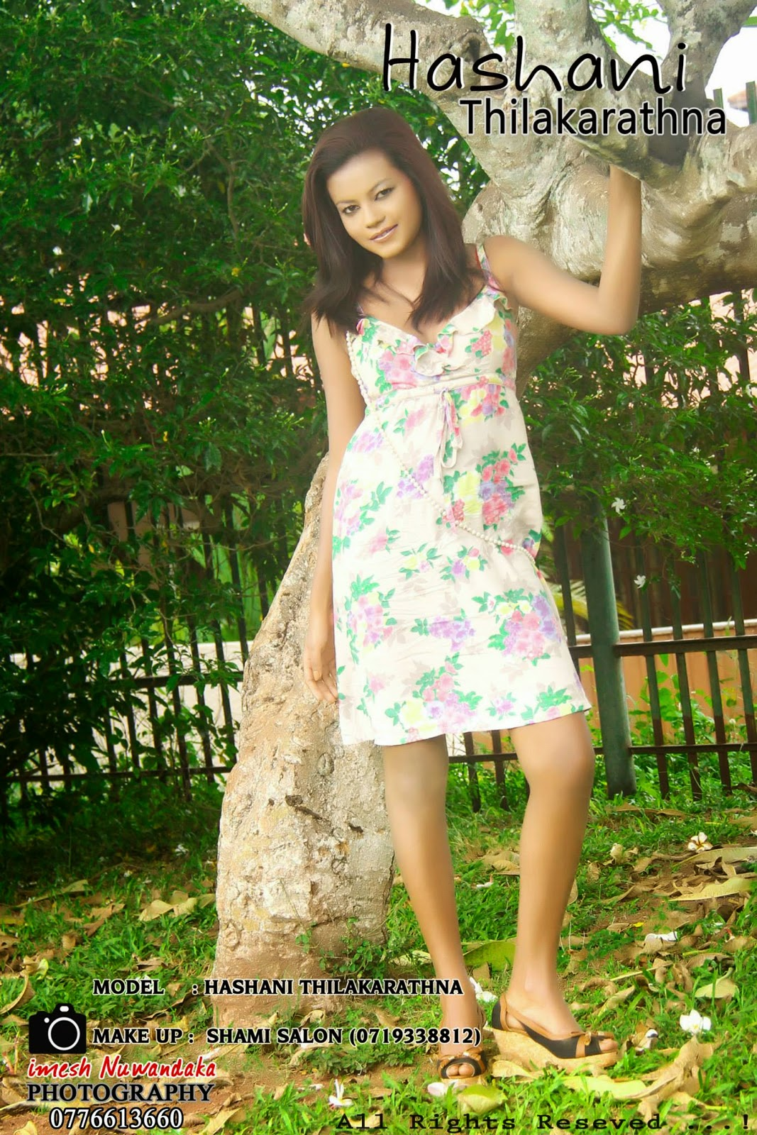 Hashani Thilakarathna mini dress