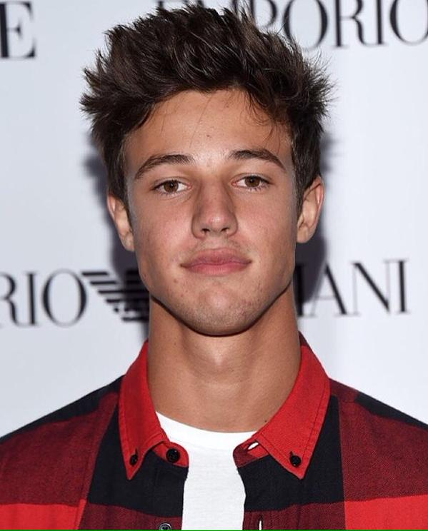 Cameron Dallas Hairstyles