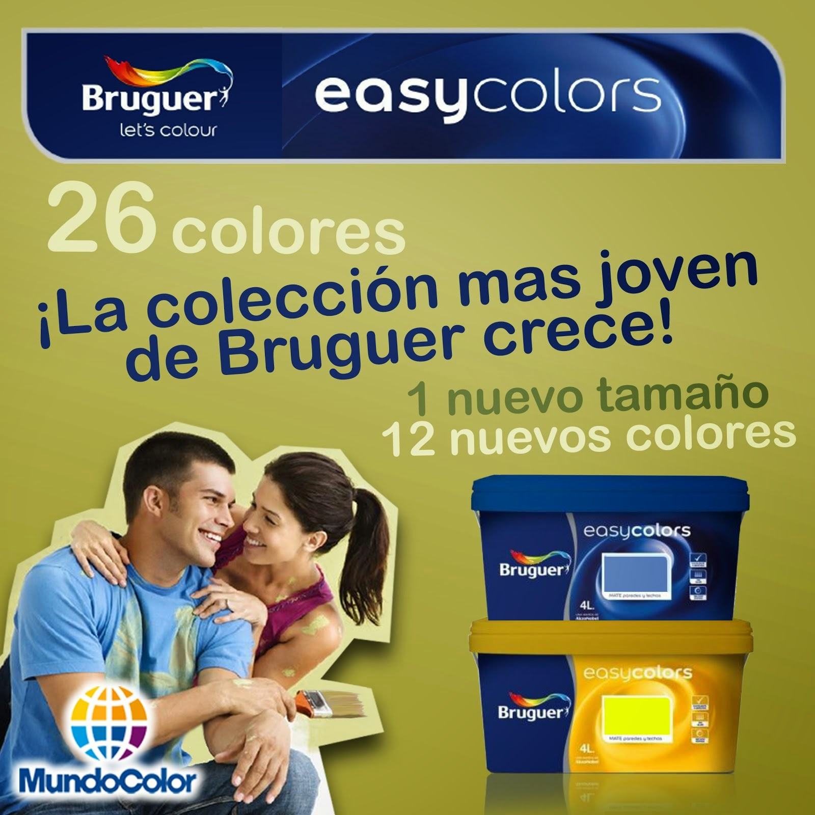 Nuevos Easy Colors