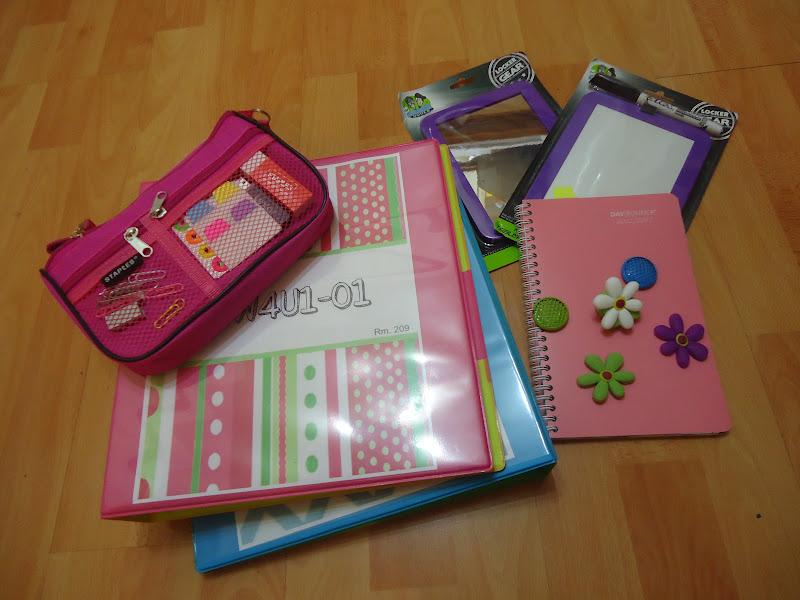 Back To School Supplies Haul/Organization