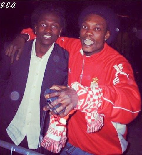 Again? Emmanuel Adebayor comes for his older brother in new FB post 6