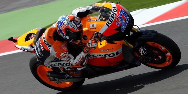 Hasil Akhir MotoGP 2011 Silverstone Inggris